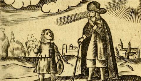 Першою ілюстрованою книгою для дітей є енциклопедія священика і педагога Яна Амоса Коменського