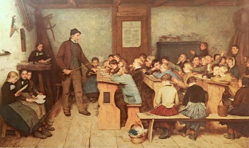 Указка на столі педагога як стимул для навчання дітей?
