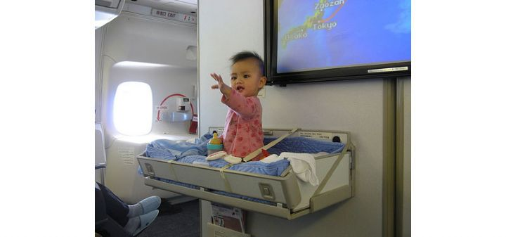 Як подорожували діти на літаках у минулому столітті?