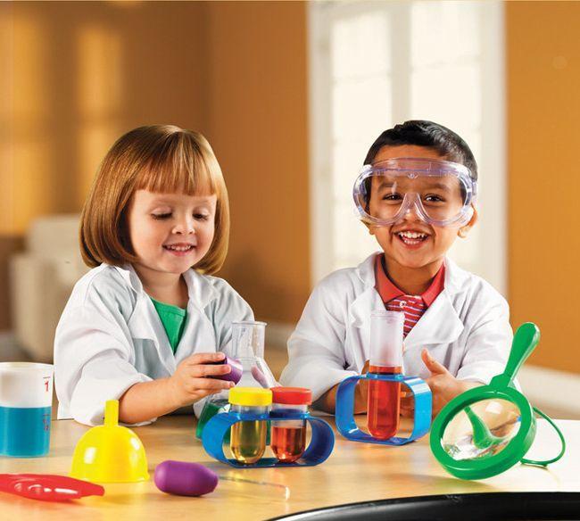 STREAM- лабораторія як новий елемент предметно-розвивального середовища закладу дошкільної освіти