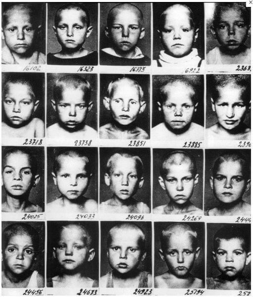 Як у СРСР розстрілювали дітей, починаючи з 12 років